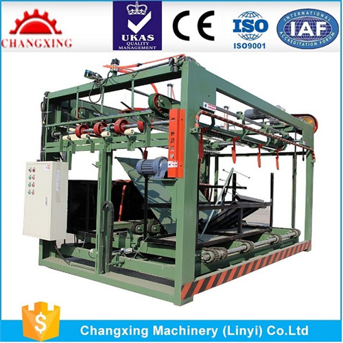 2020 Plywood Core Veneer Splicer Composer Jointing Machine