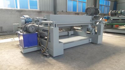 Core Veneer Peeling Machine For Plywood